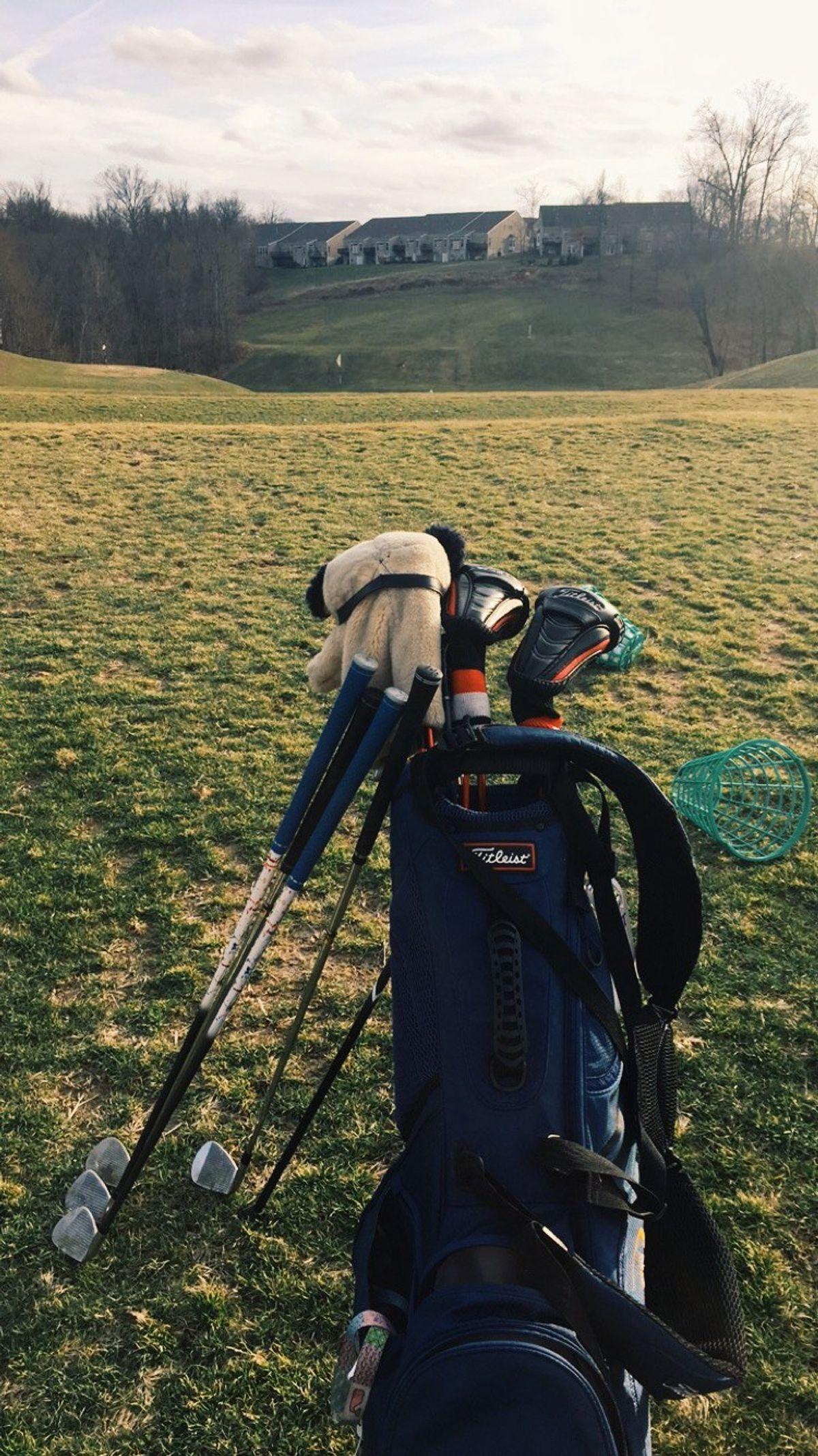 19 Feelings Only Golfers Will Understand