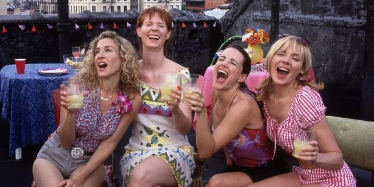 20 Questions To Ask Your Best Friends Next Girls' Night In