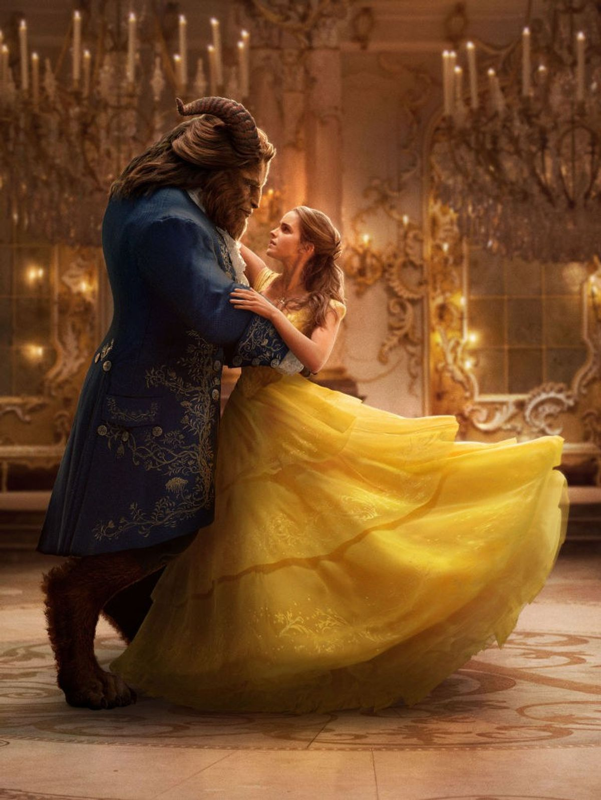 """Disney Slays With New """"Beauty and the Beast"""""""