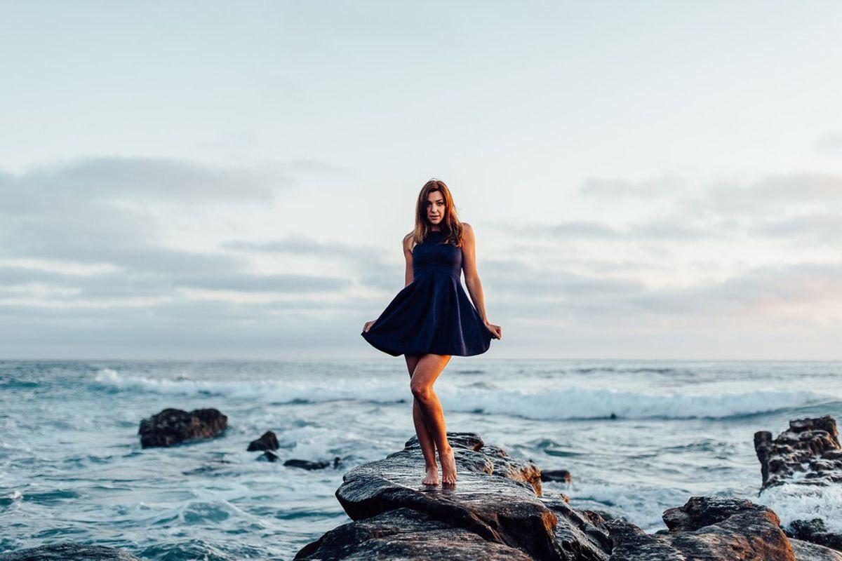 Why I Left Modeling