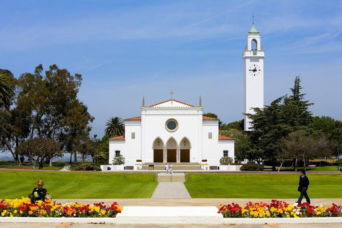 The Slang You Need To Know Before You Come To Loyola Marymount University