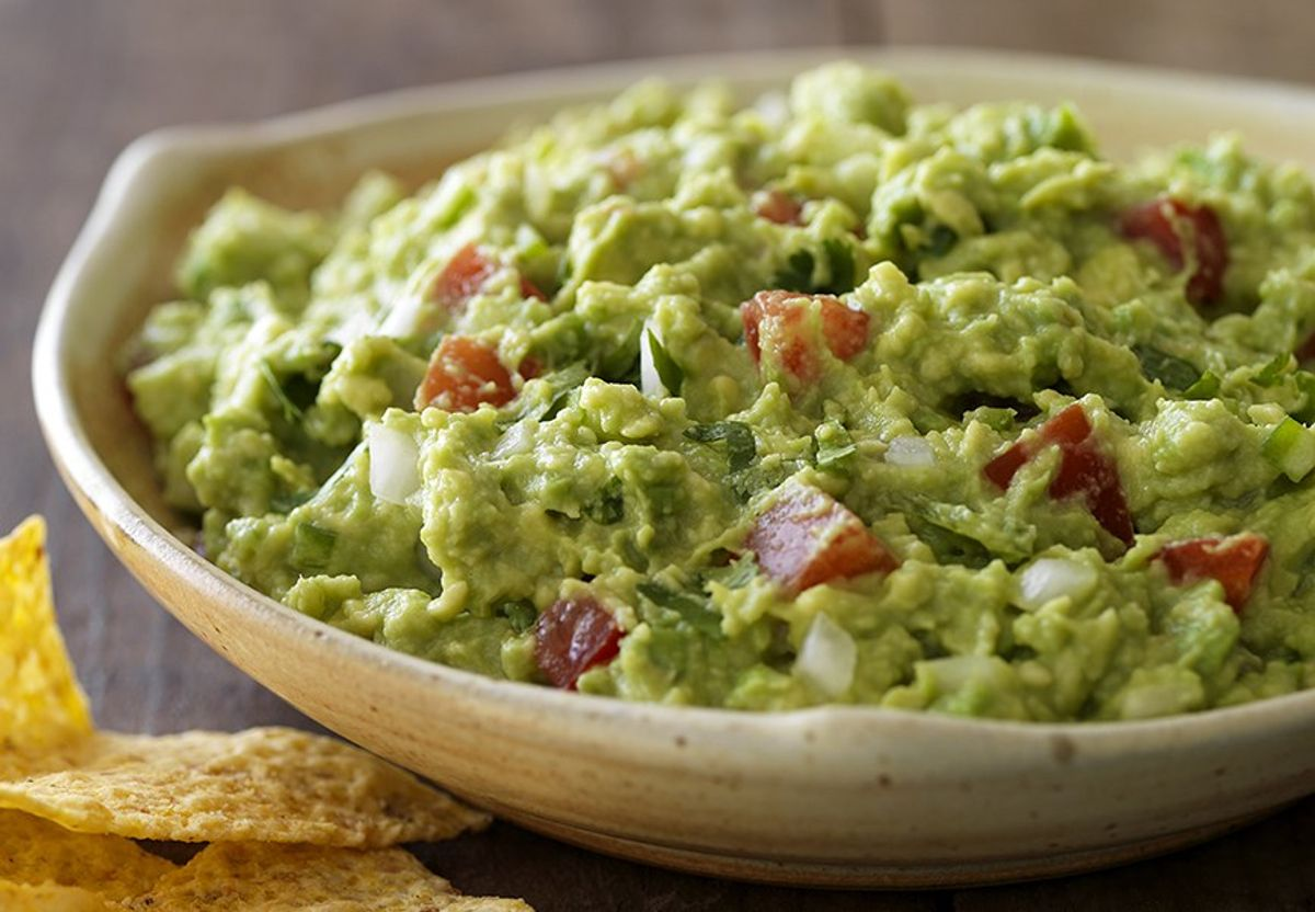 Something More Hip Than Chips For Your Guac