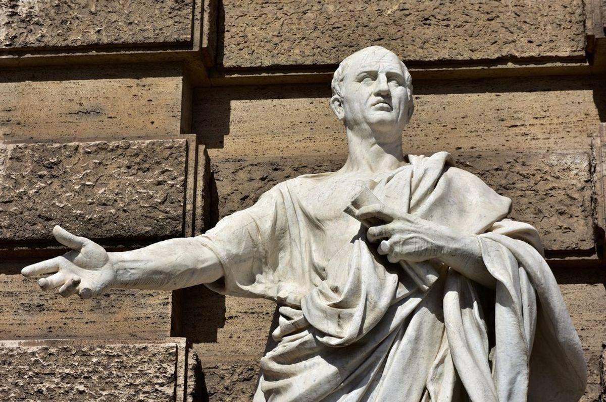 Cicero: The Original Perpetual Politician