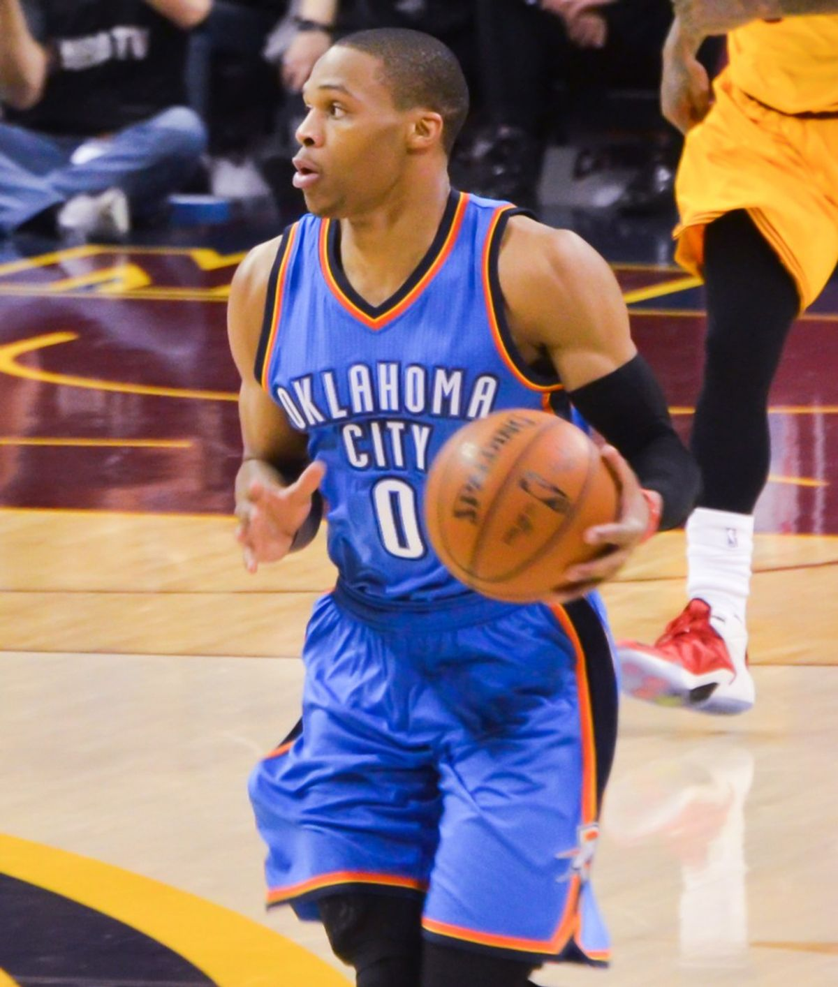 The new 'Mr.Triple-Double'