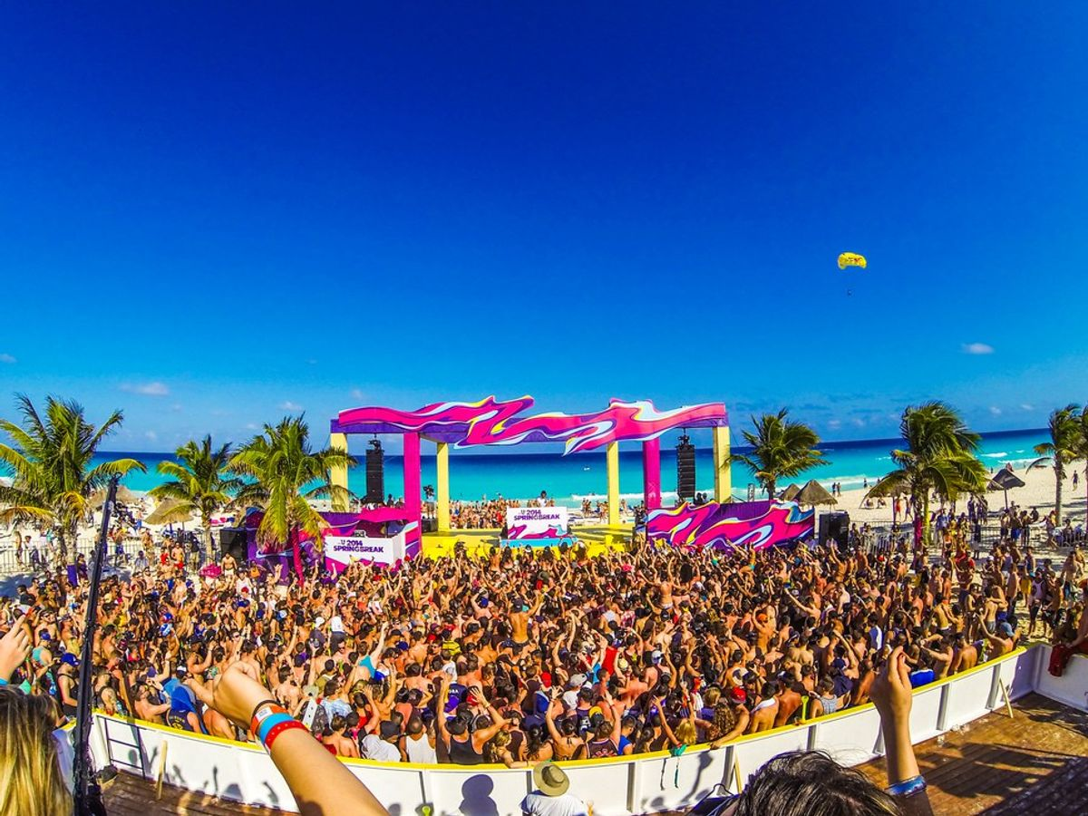 8 Things I Learned On Spring Break In Cancun