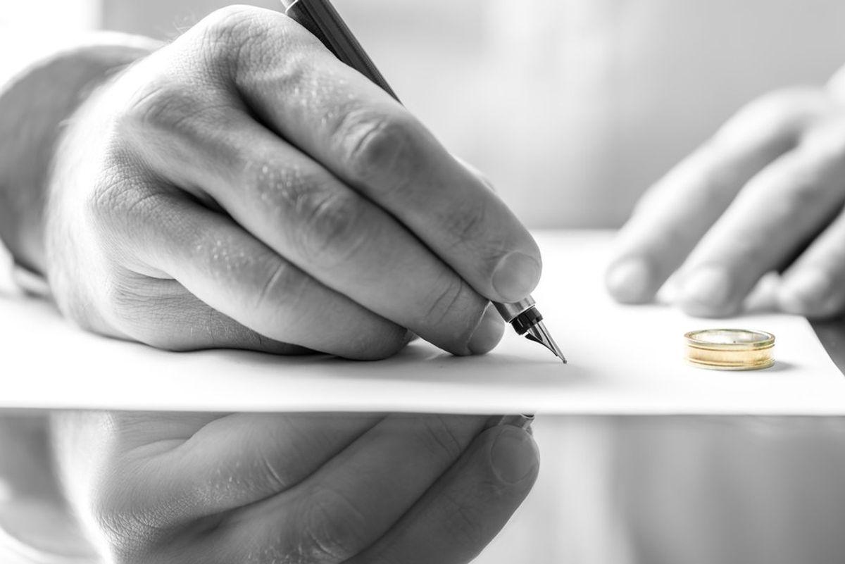 Does PTSD After Divorce Exist?