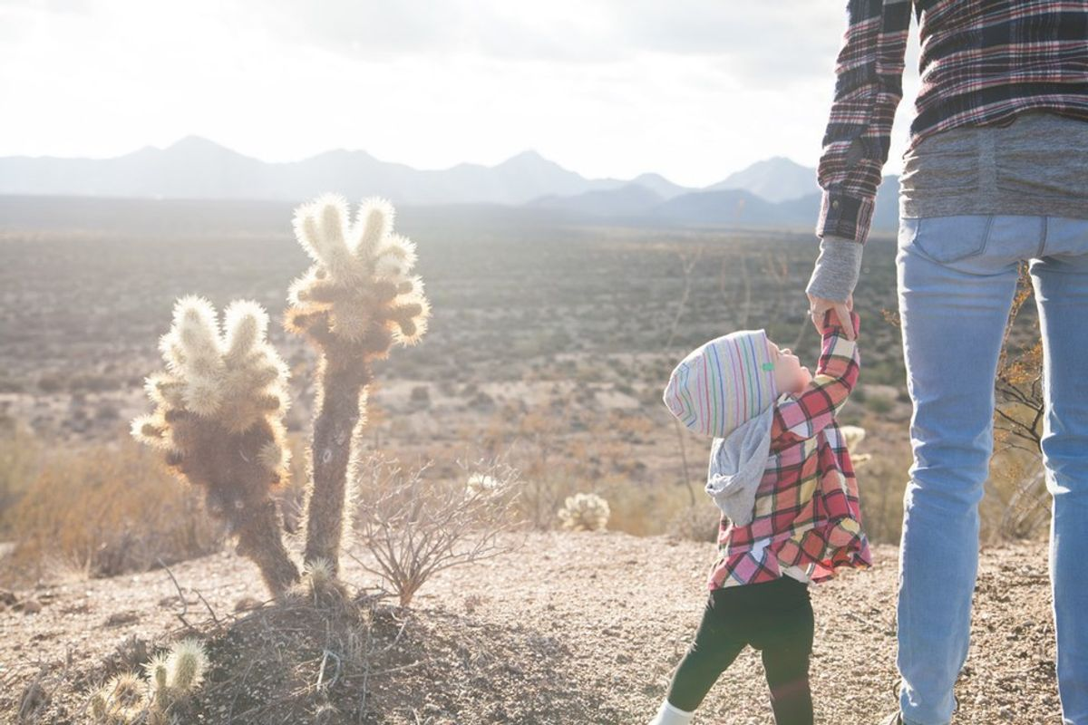 11 Qualities All Girls Raised By A Single Mother Share