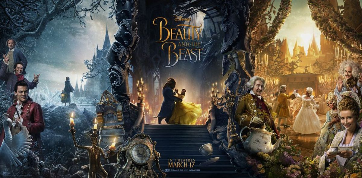 """10 Reasons Why You Have To Drop Everything And See """"Beauty And The Beast"""""""