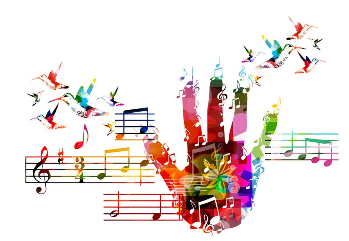 Music In My World