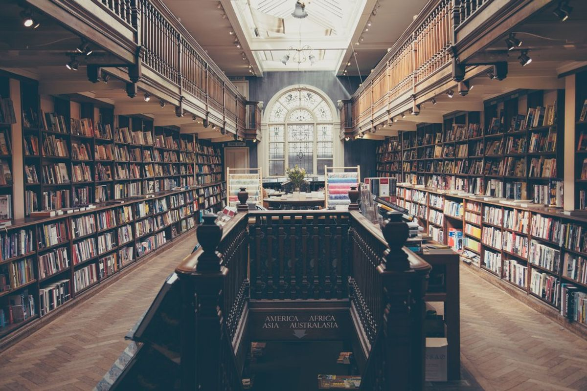 12 Libraries Across The World Everyone Needs On Their Bucket List