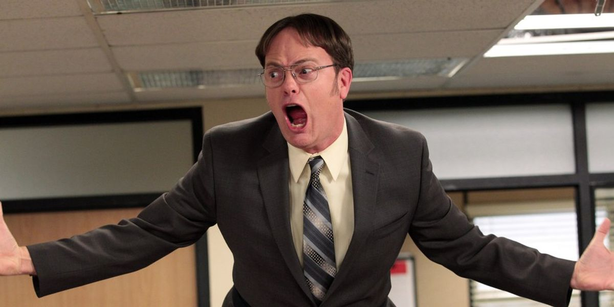 Big Little Week as Explained by The Office