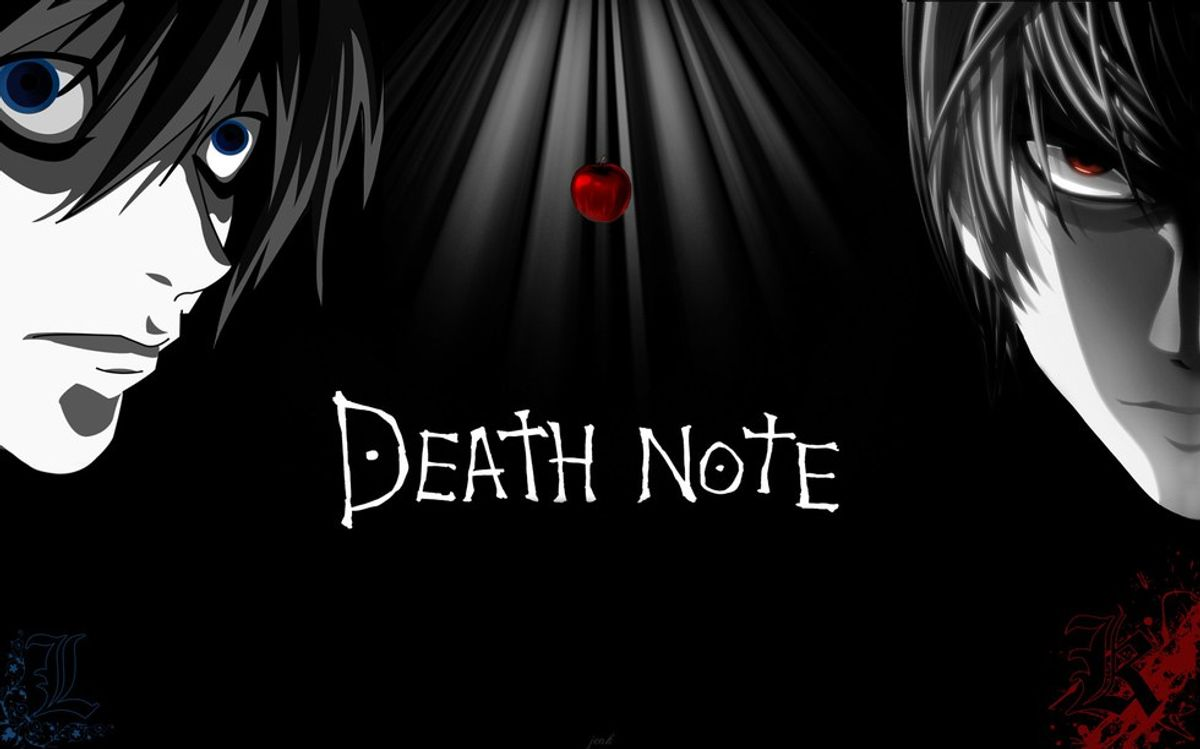 """A Serious Note, For """"Death Note"""""""