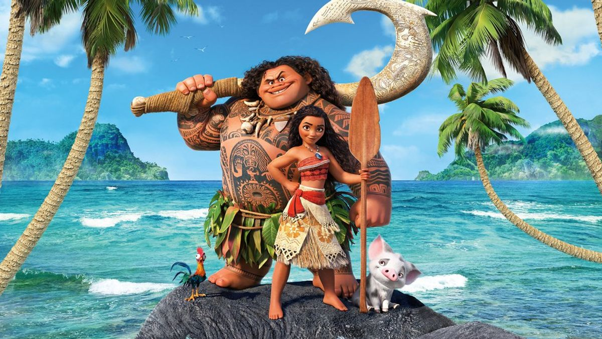 10 Life Lessons In Disney's 'Moana'