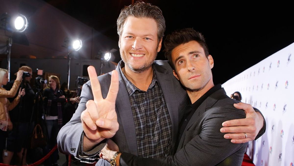 11 Signs That Country Music is Life, as told by Adam Levine and Blake Shelton