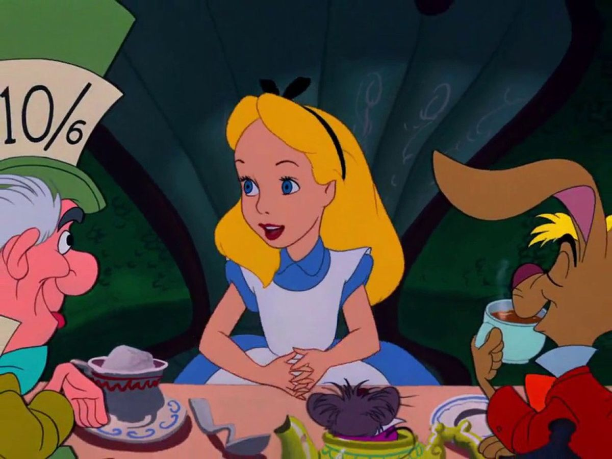 13 Alice In Wonderland Quotes For College Students