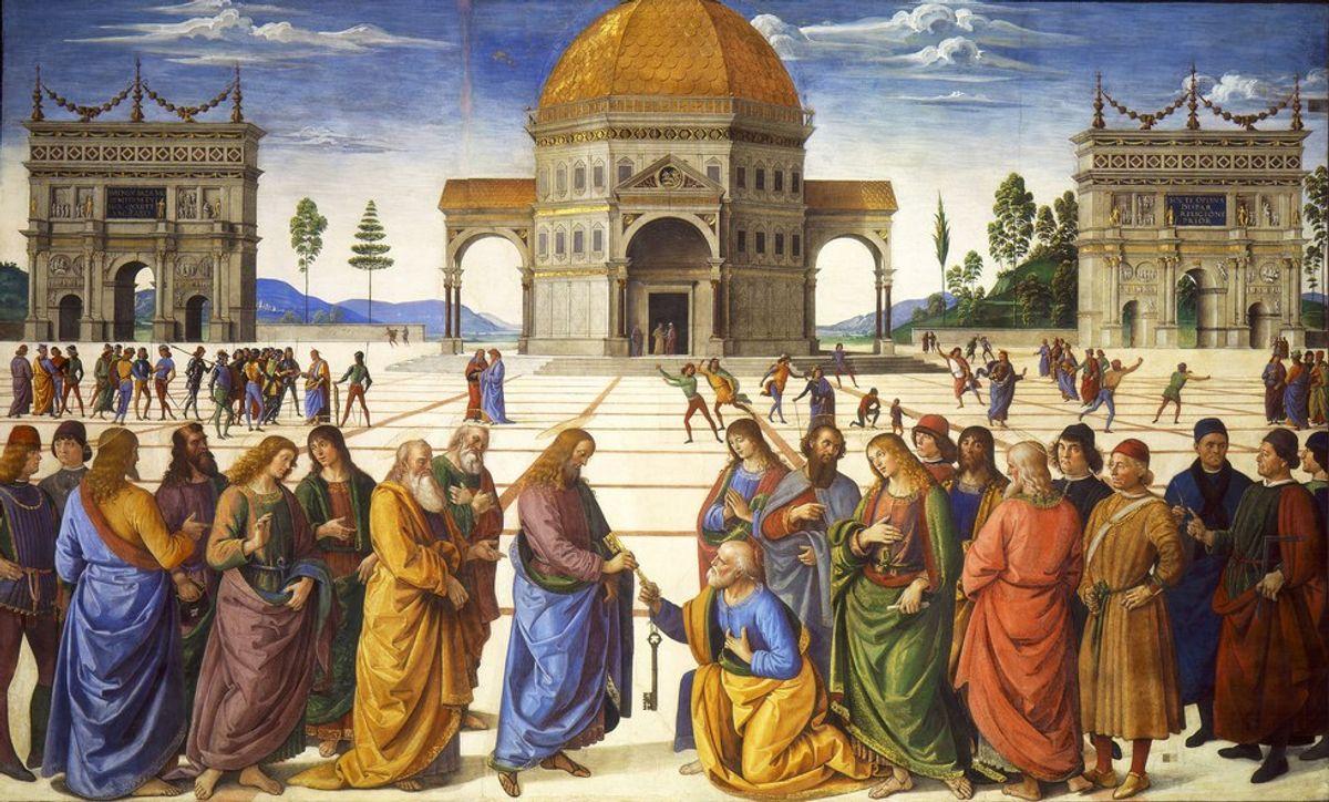 The Italian V.S. The Northern Renaissance