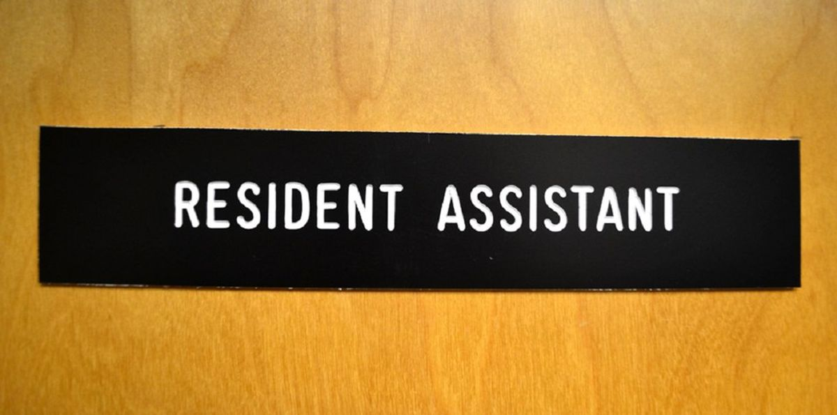 5 Tips For All New Resident Assistants