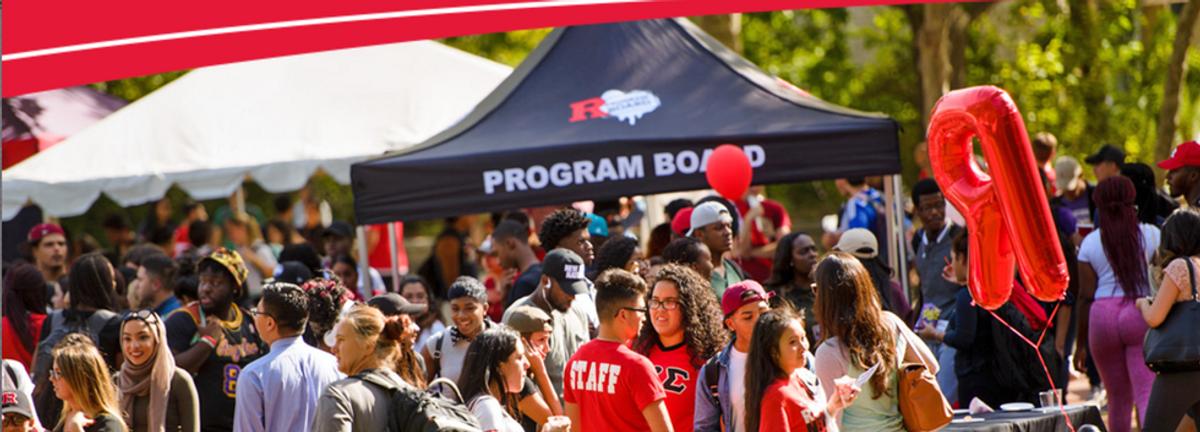 April Events at Rutgers University