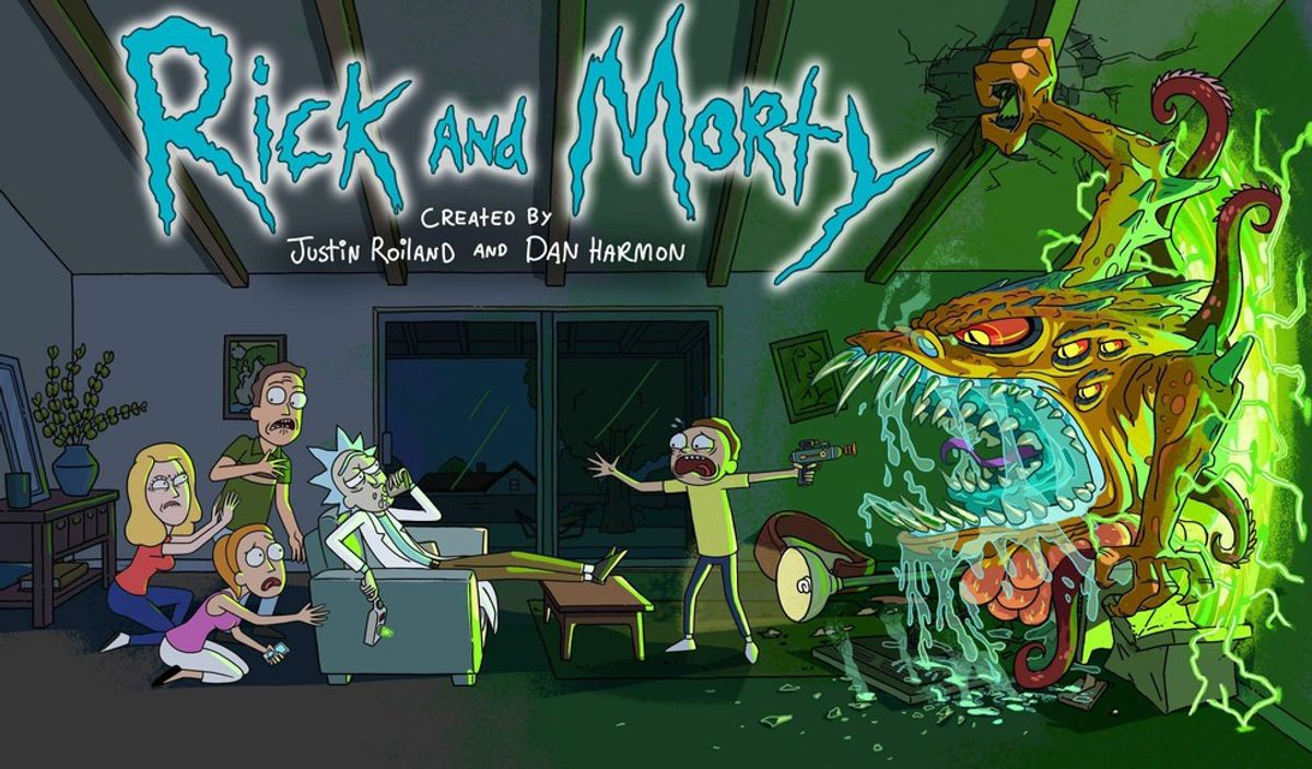 5 Reasons You Need To Watch 'Rick and Morty'