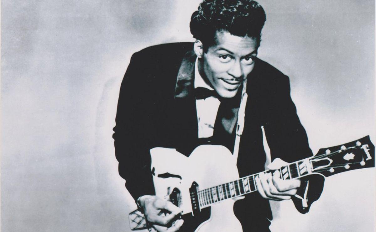 In Memorium: A Tribute to Chuck Berry