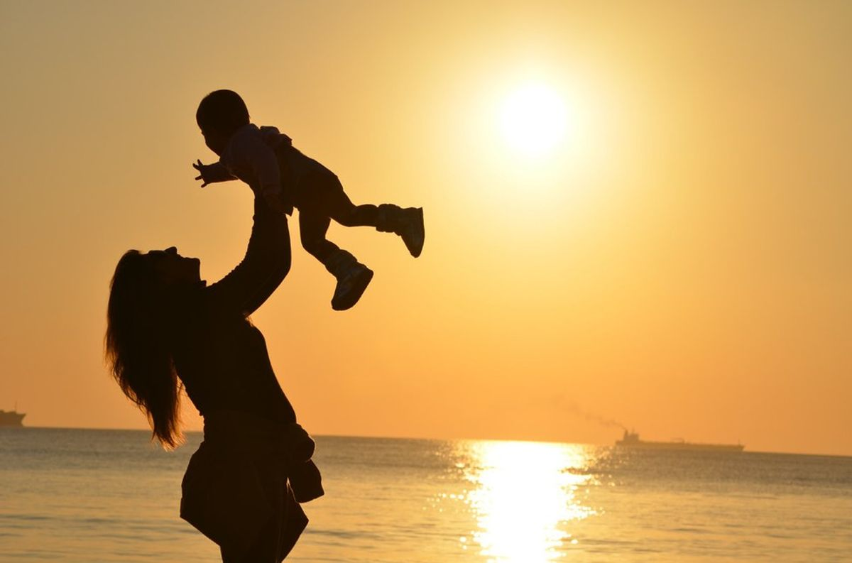 7 Things I've Learned Being Raised By A Single Mother