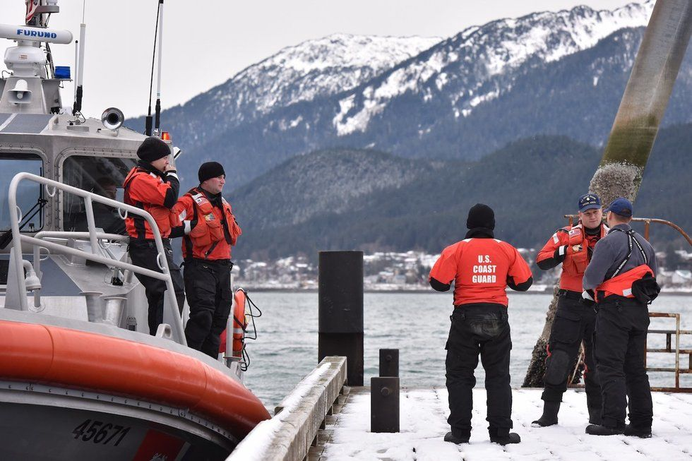 Unpaid Coast Guard Members Deploy For Months-Long Mission