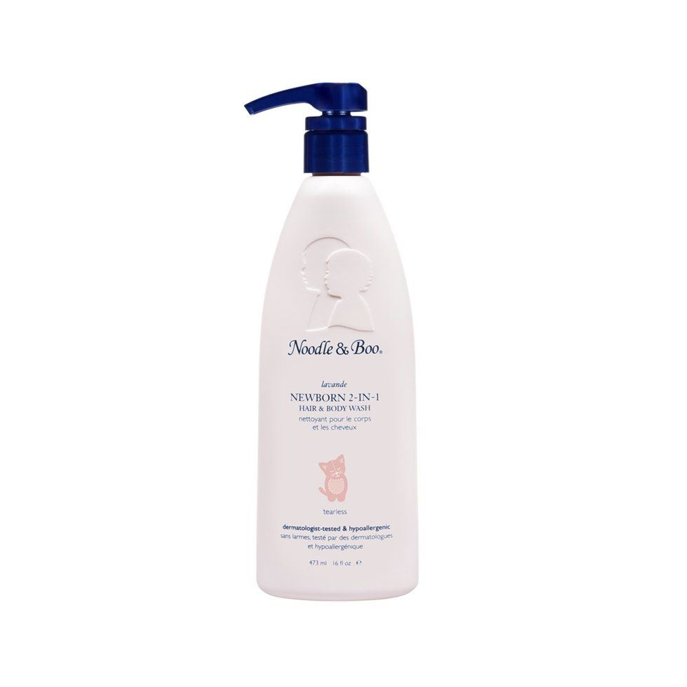 Noodle and Boo  Newborn 2-in-1 Hair + Body Wash
