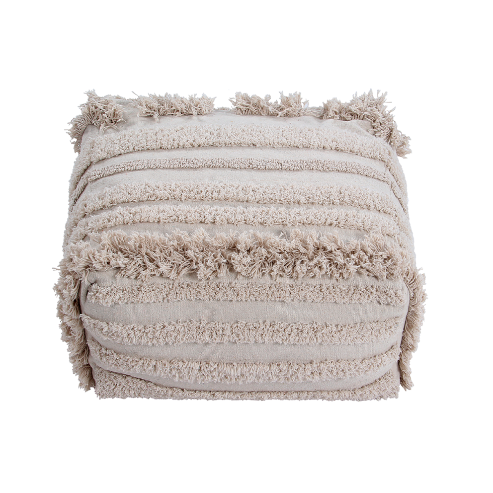 Lorena Canals pouffe air natural