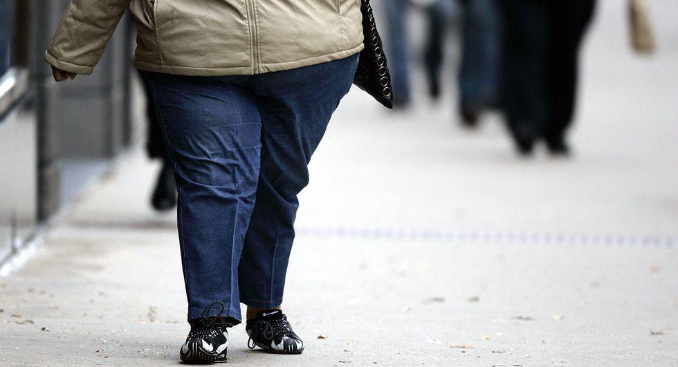 Fat, unhealthy Americans threaten Trump's defense surge