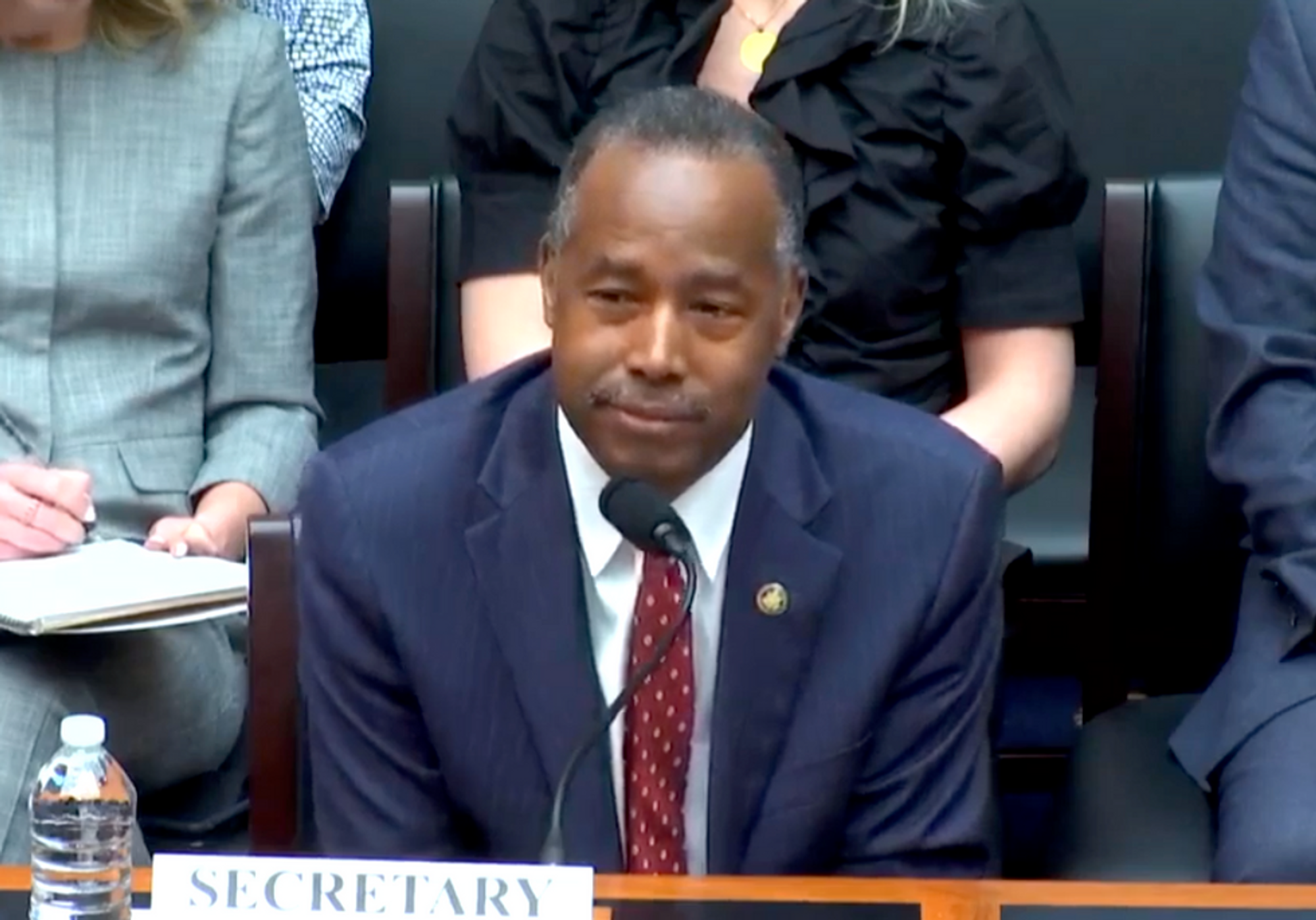Emails show Ben Carson lied when he claimed that HUD hadn't changed policy on DACA recipients