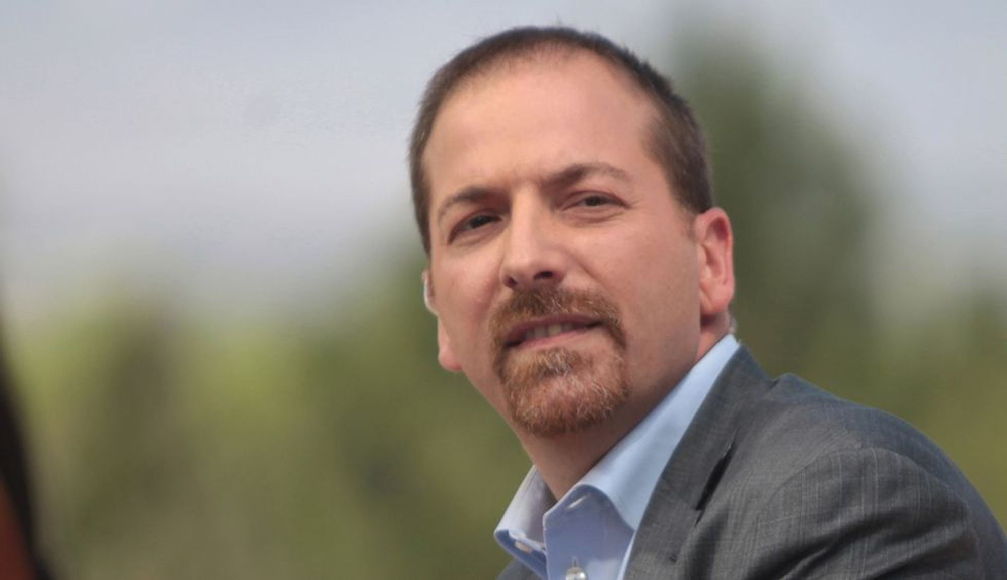 Chuck Todd now realizes he's being used for propaganda. What happens next?