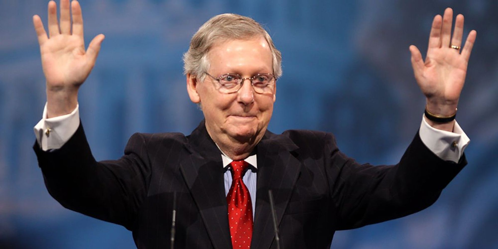 Blue wave or not, expect to see a lot of Mitch McConnell in 2021
