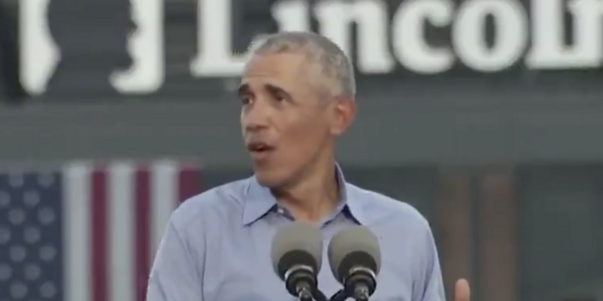 WATCH: Obama drowns Trump in a flood of mockery in a brutally hilarious speech