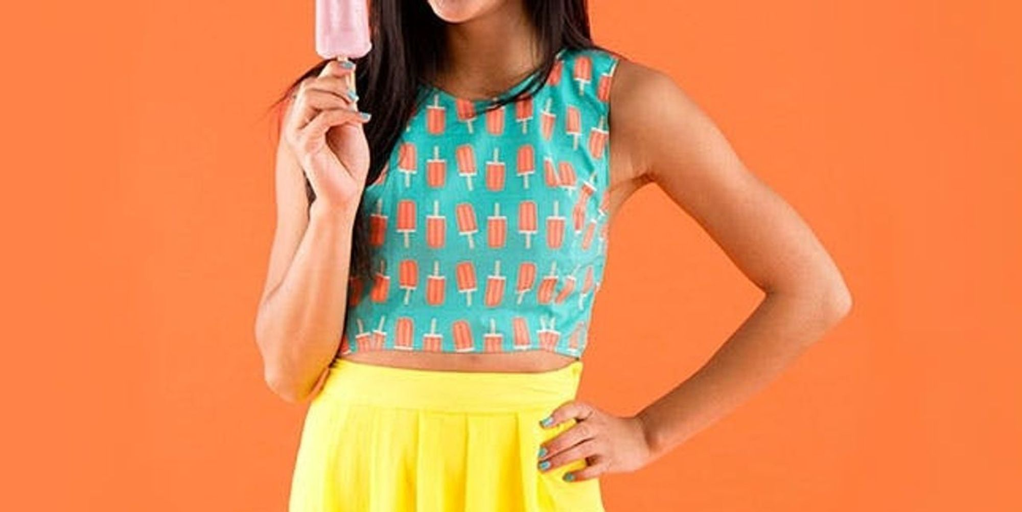 Yes, You Can Make Your Own Crop Top