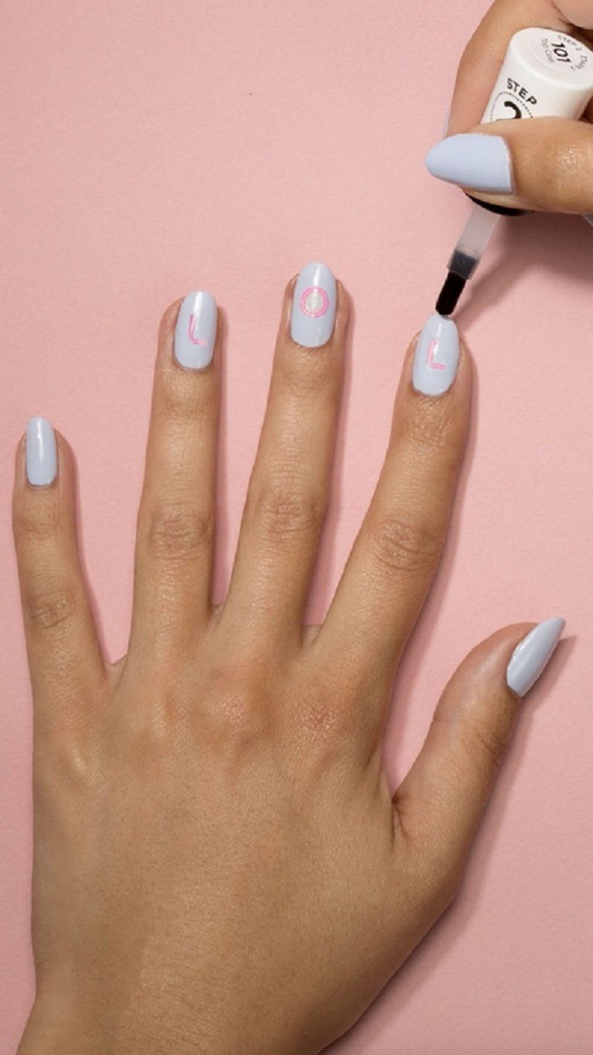 5 Easy Nail Art Kits So You Can Skip The Salon Brit Co