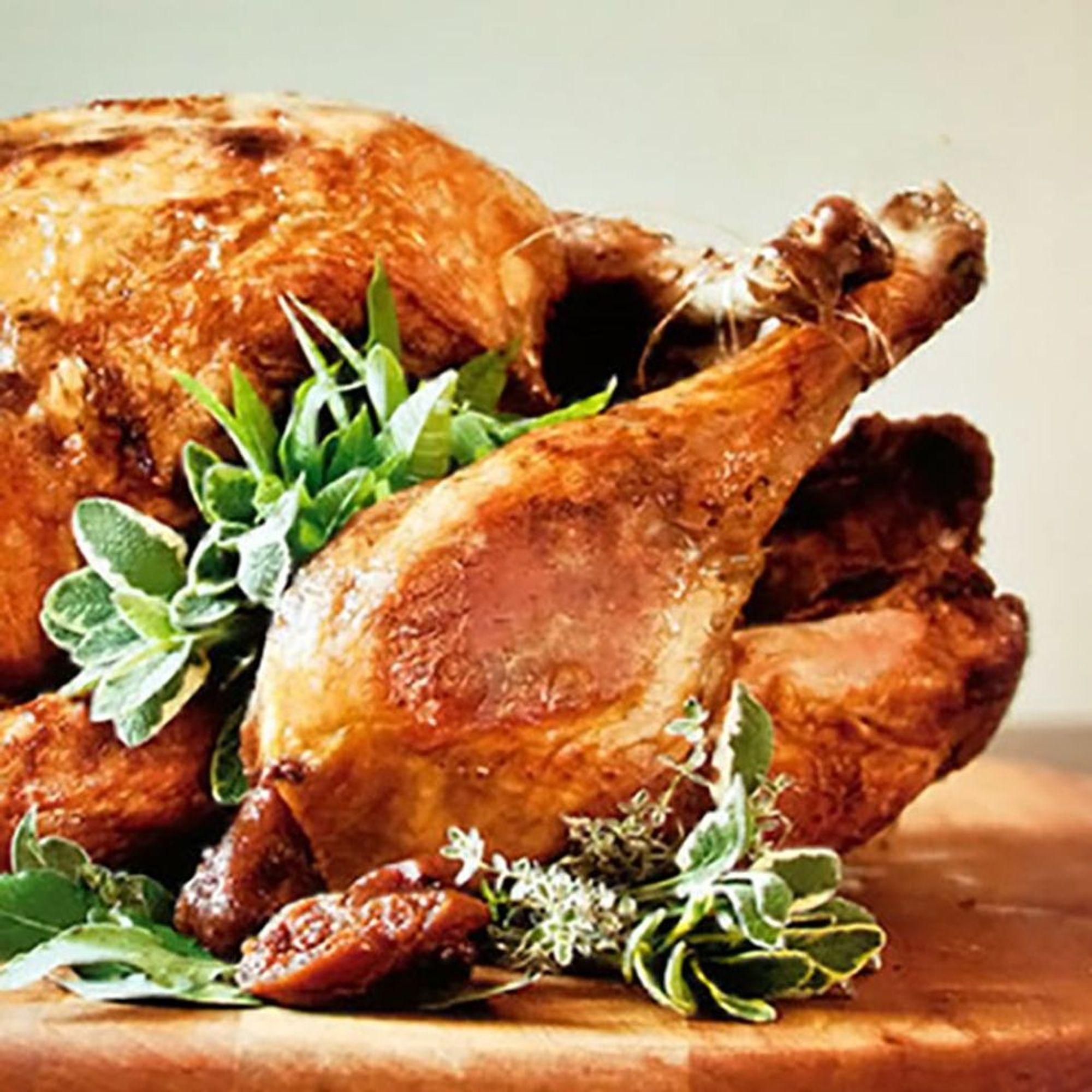 8 Delicious Deep Fried Turkey Recipes Brit Co