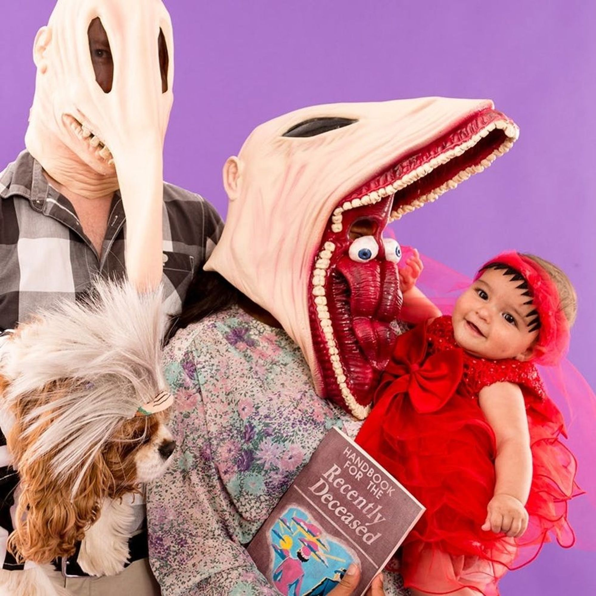 5 Family Halloween Costumes Inspired By Classic 80s Movies Brit Co