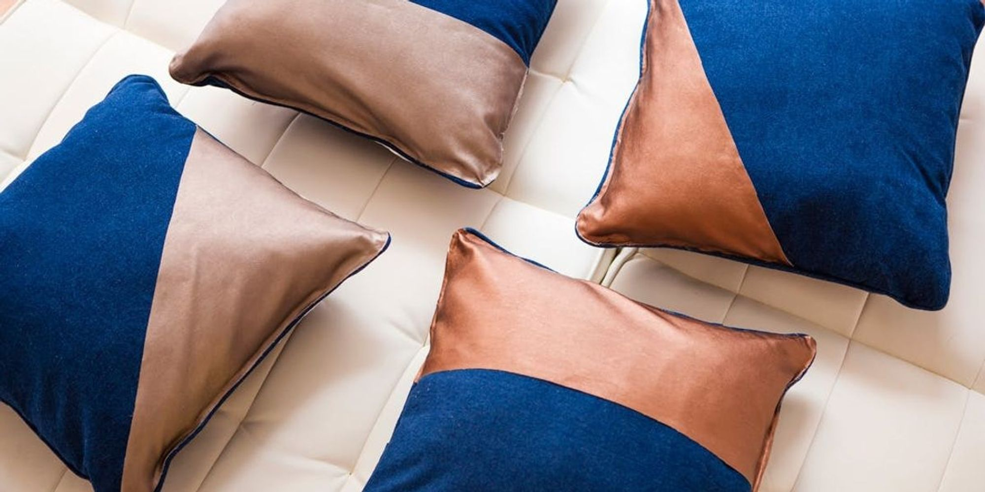 Make These Chic $180 Pillows for Under $20 (Bonus: They're No-Sew!)