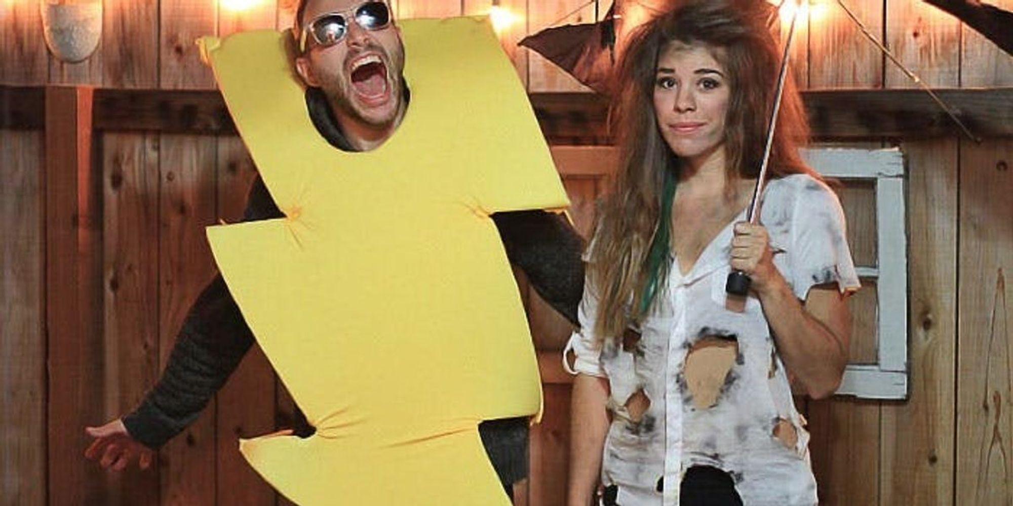 25 Genius Diy Couples Costumes Brit Co