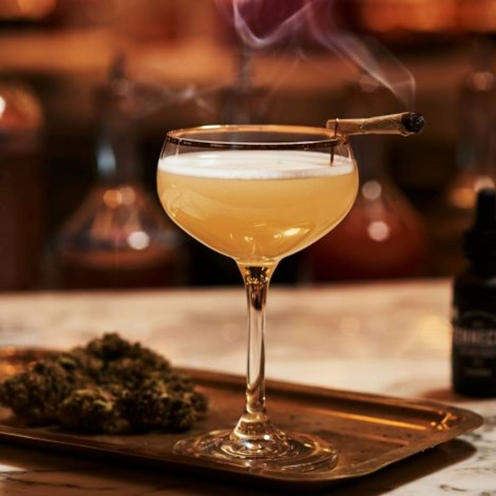 CBD-Infused Cocktail Recipes That Will Make You Chill AF
