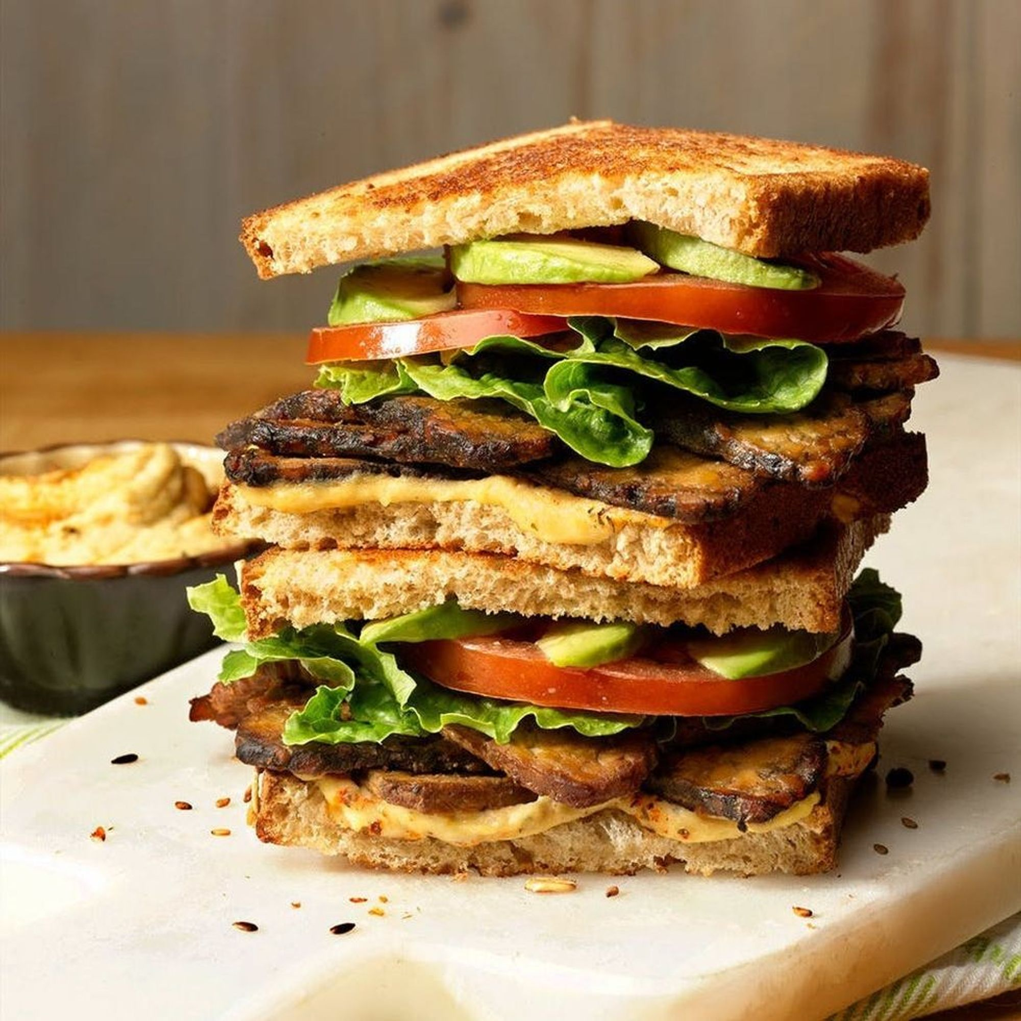 18 Vegan Sandwich Recipes That Make Lunch the Best Part of Your Day
