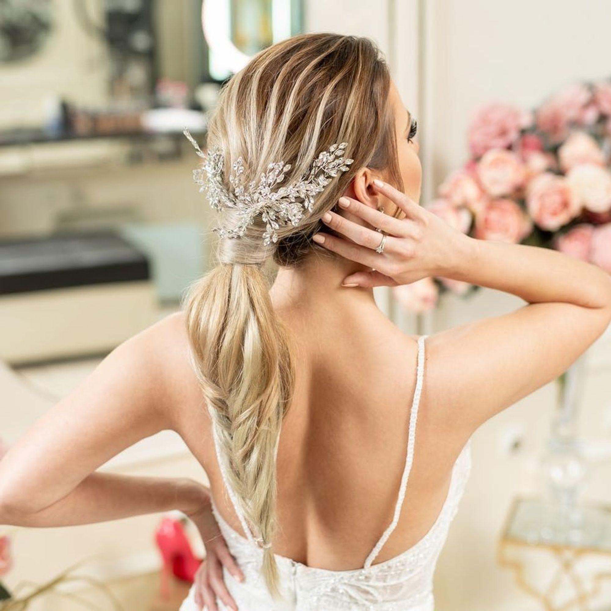37 'I Do'-Worthy Wedding Hairdos - Brit + Co