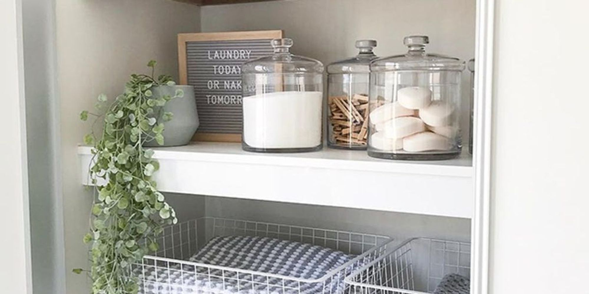 12 Linen Closets on Instagram to Inspire You to Finally Organize Yours