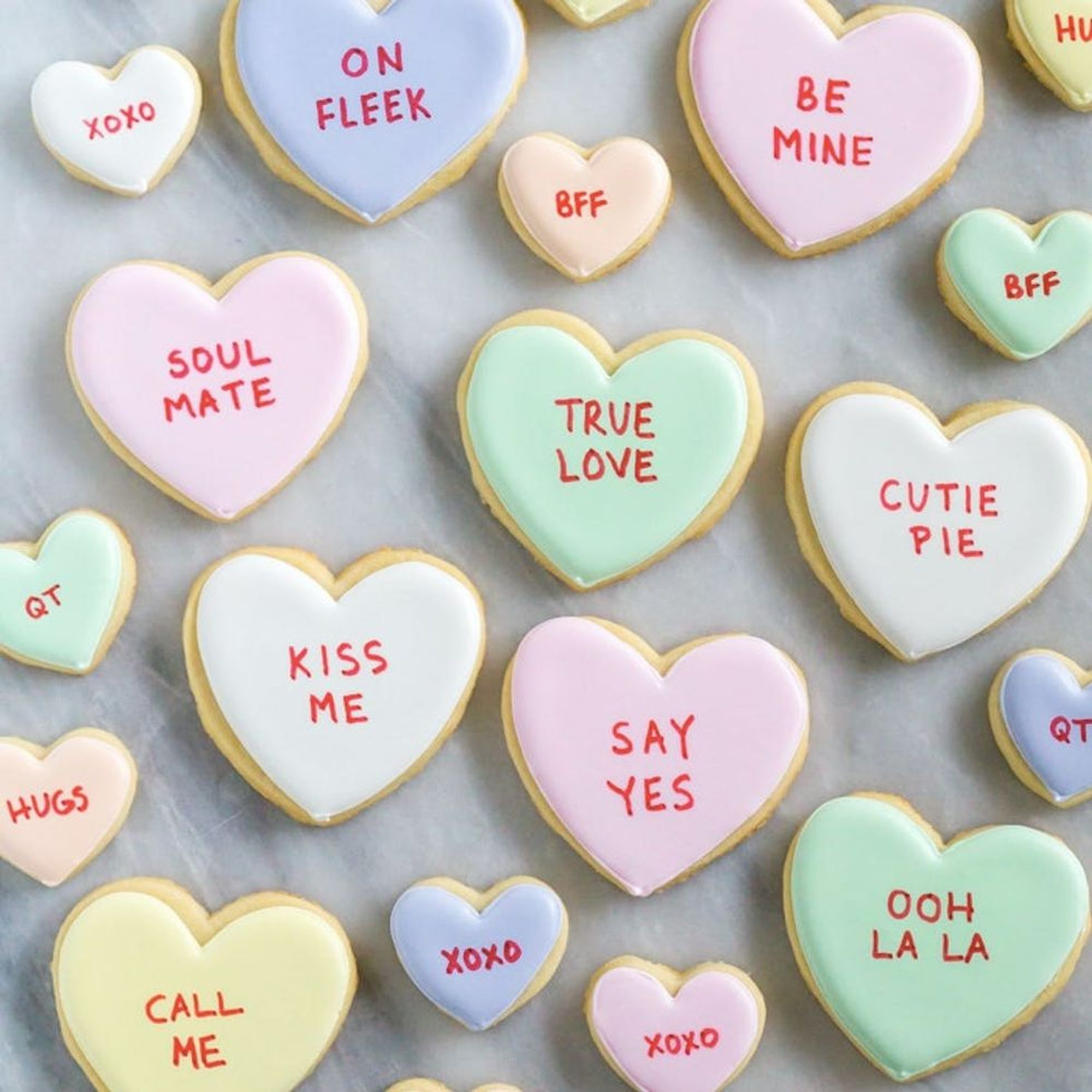 30 Valentine's Day Cookie Recipes to Swoon Over