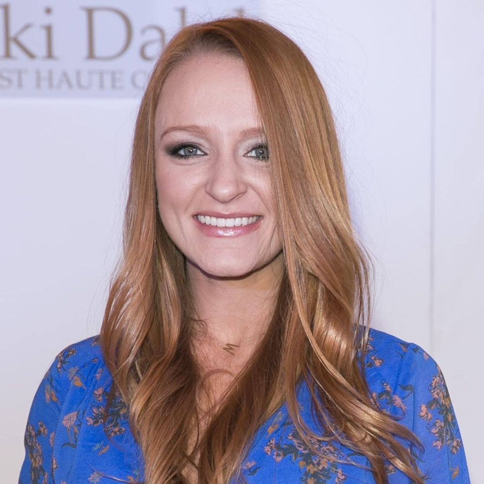 Teen Moms Maci Bookout gives us a tiny glimpse of her