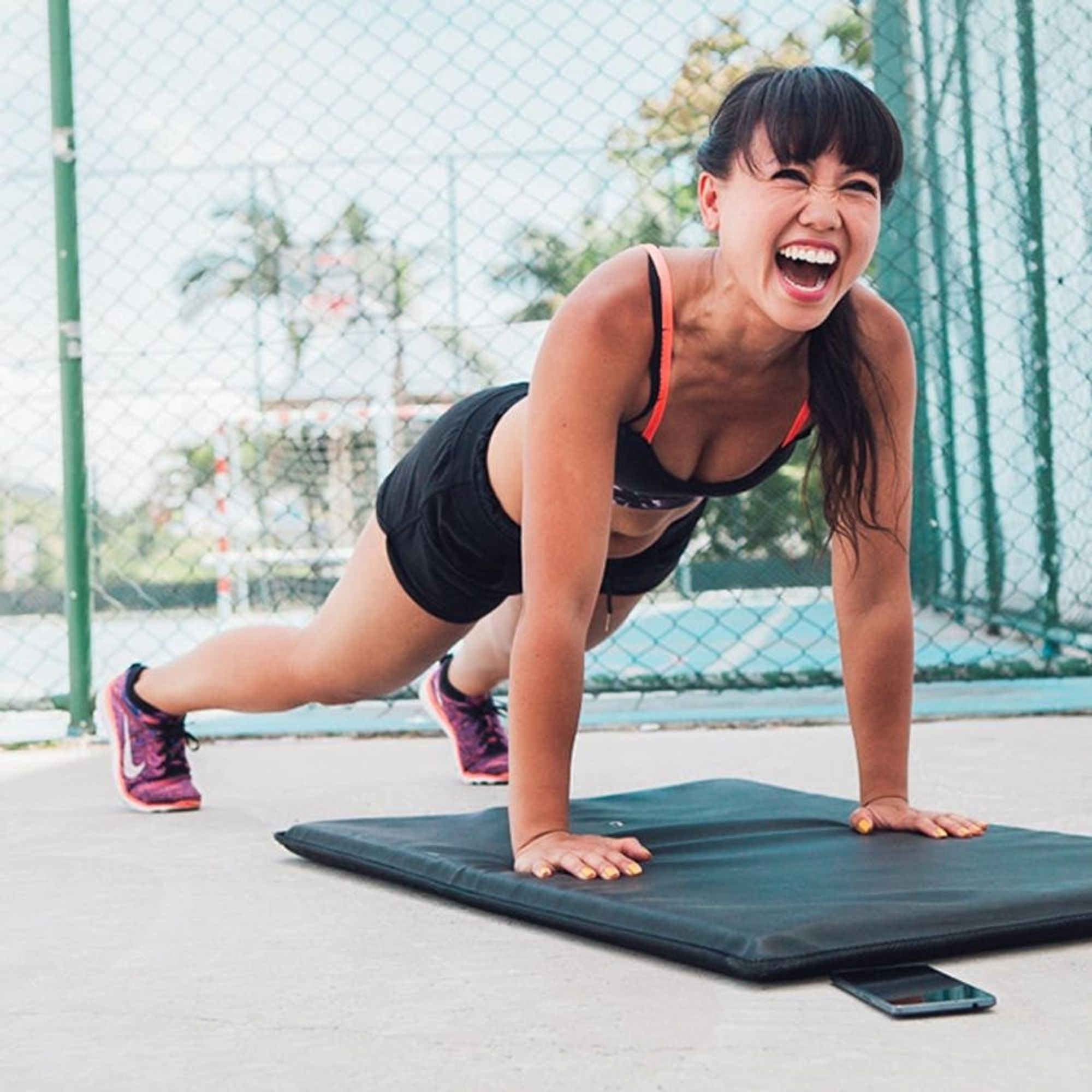 Burn 300 Calories In Just 9 Minutes With This No Equipment Workout Brit Co