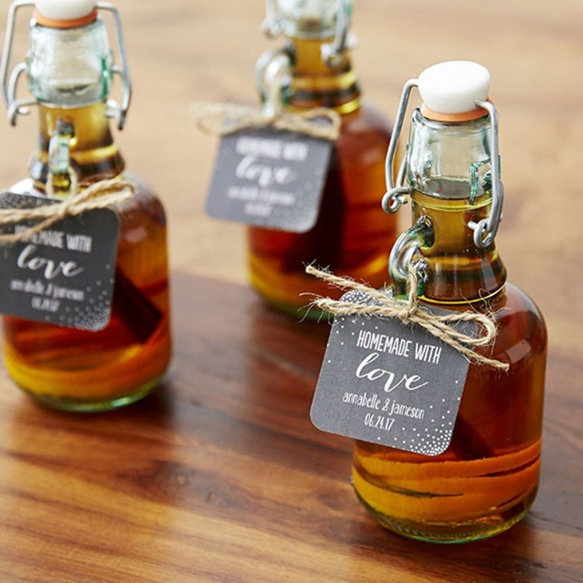 8 Boozy Wedding Favors Your Guests Will Actually Love