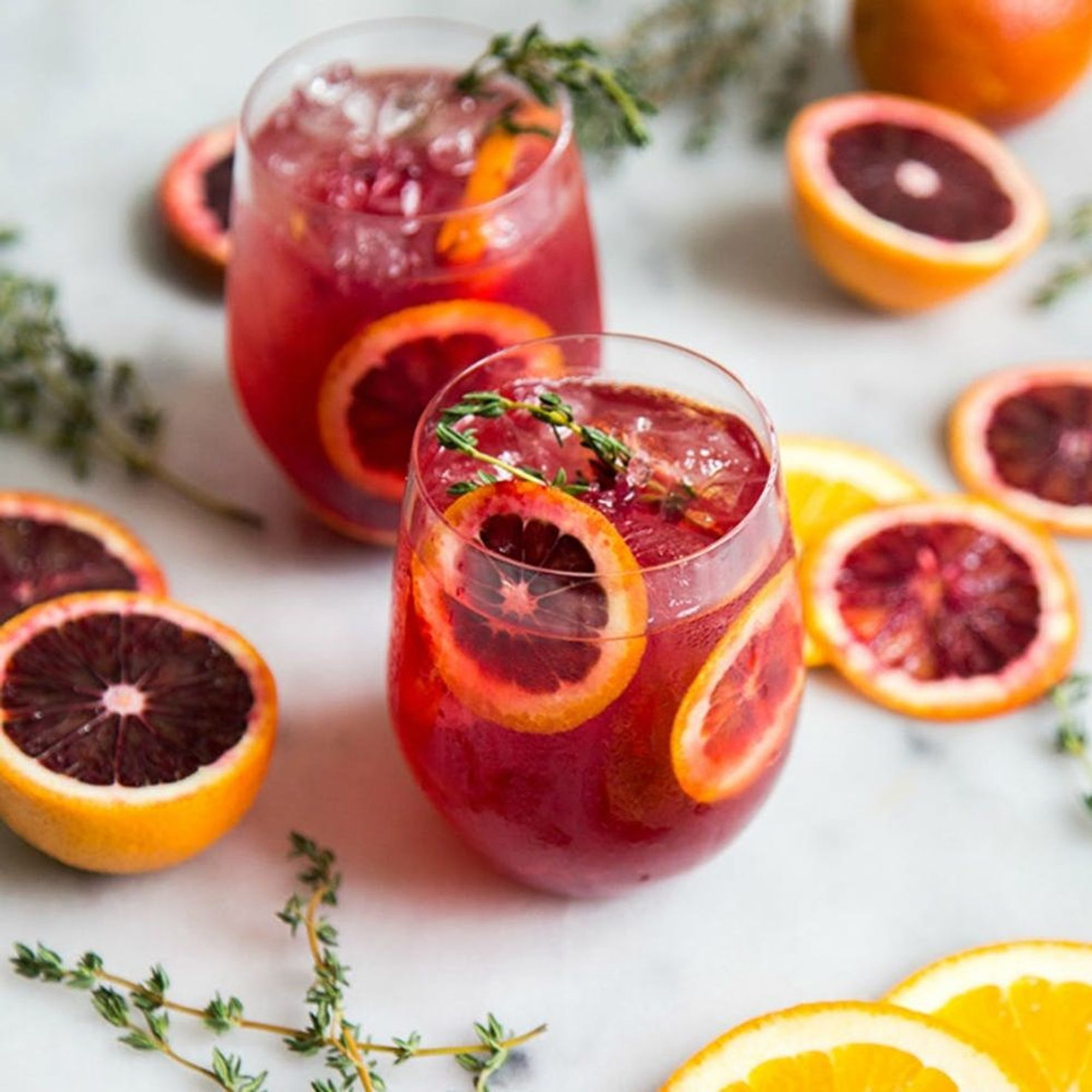 18 Times Blood Orange Cocktail Recipes Chased Our Winter Blues Away Brit Co