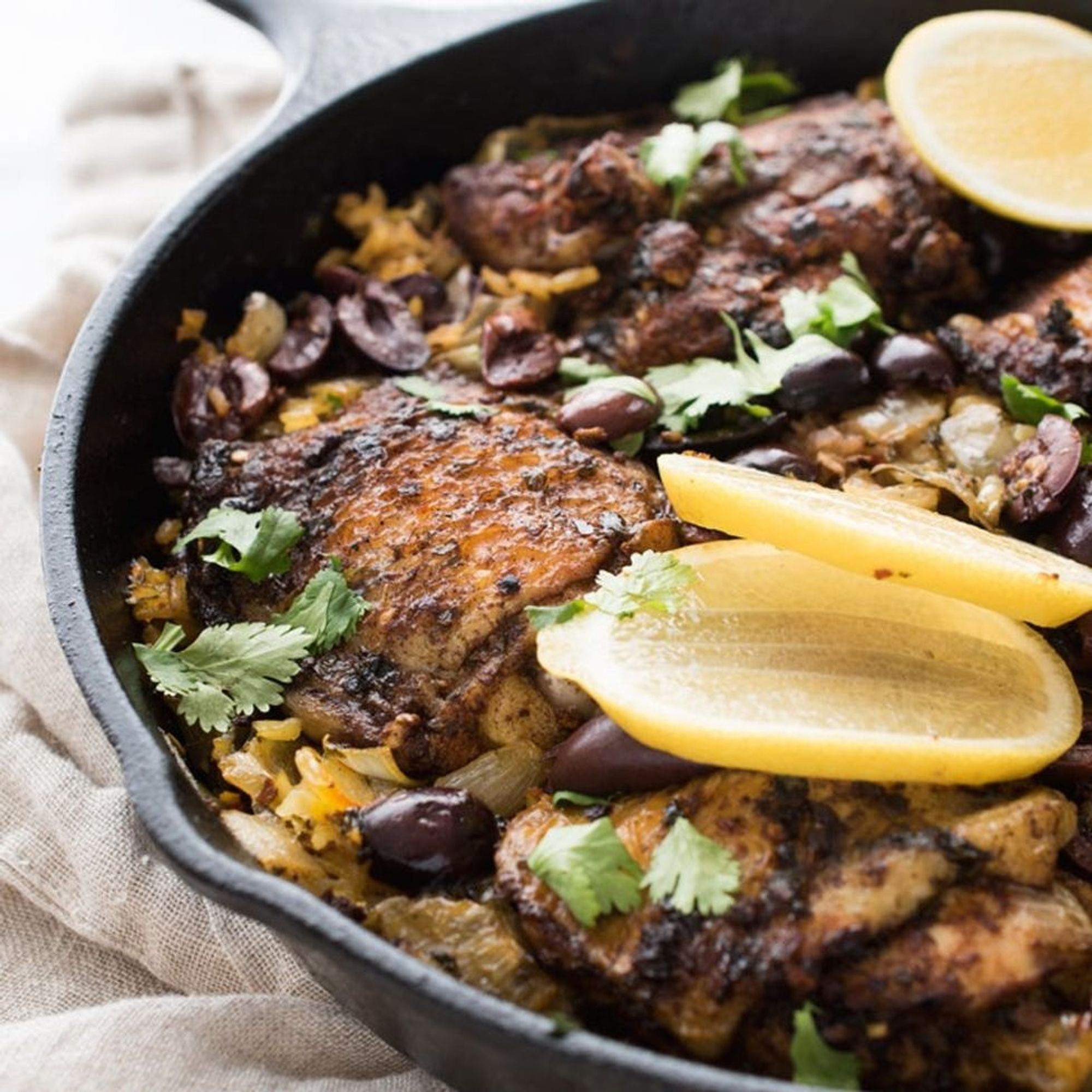 18 One-Pot Chicken And Rice Dishes For An All-in-One Meal