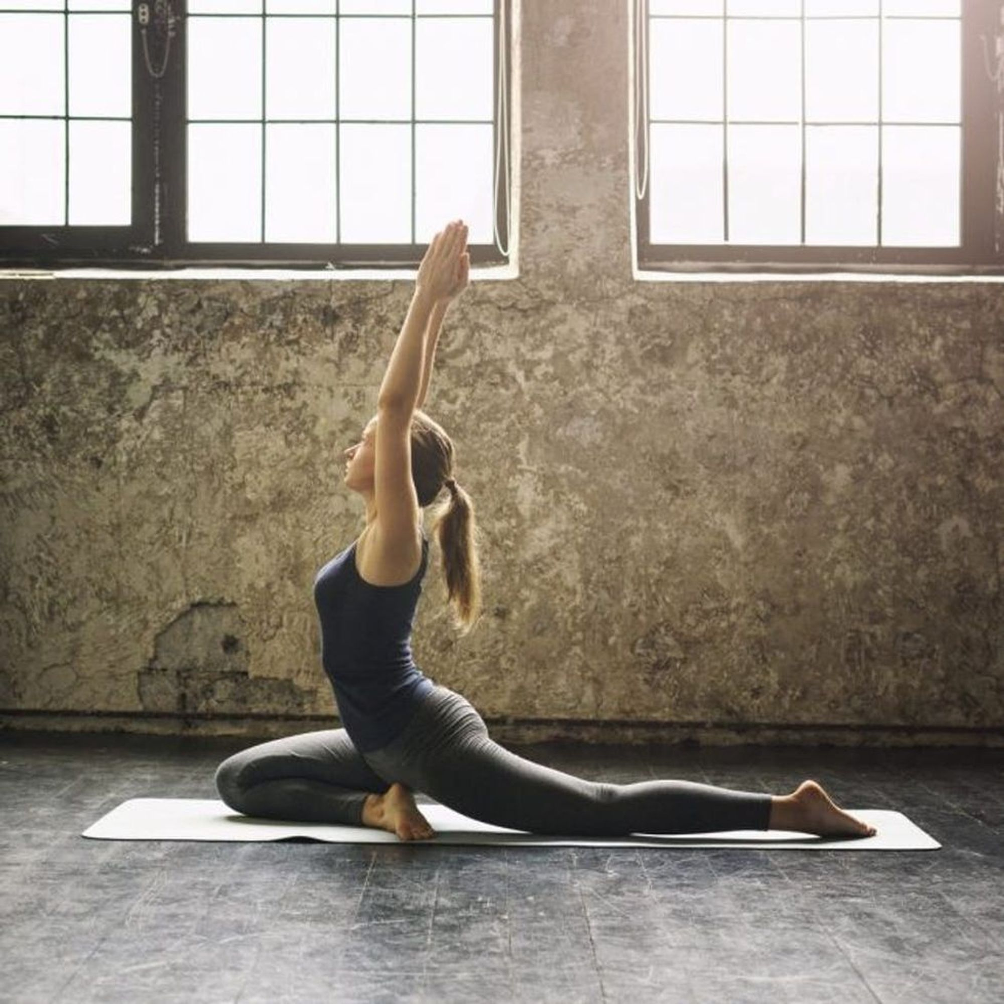 Find The Perfect Type Of Yoga For Your Skill Level Brit Co